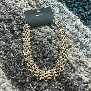 NWT - Chunky Chain Necklace - EXPRESS